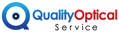 Quality Optical Service Logo